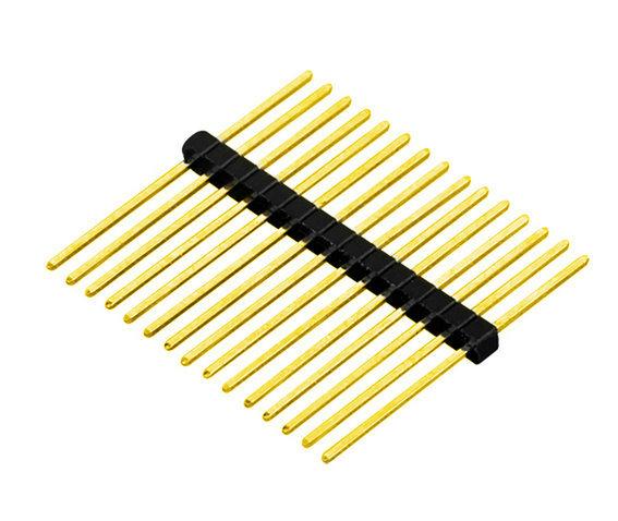 PH1.0mm Pin Header H=1.0mm Single Row Straight Type