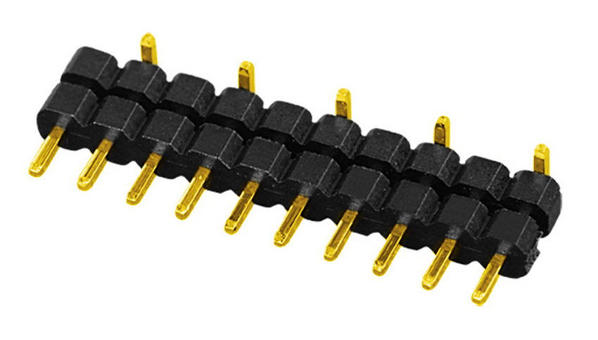 PH2.0mm Pin Header H=3.0mm Single Row Dual Body SMT Type Board to Board Connector Pin Connector