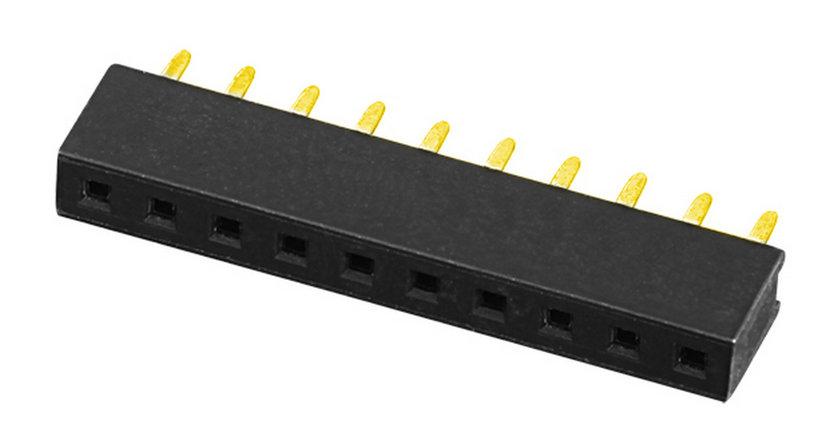 板对板 排母 PH2.0 单塑 H=4.0,4.3,4.6 U型  直线型 连接器