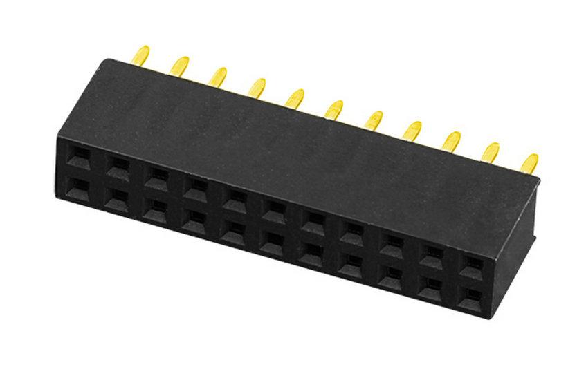 板对板 排头 PH2.0 双排  H=6.35 Y型 直线型  连接器