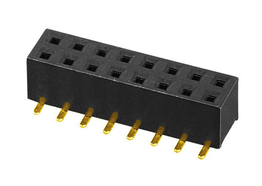 板对板 排母 PH2.0 双塑  H=2.0,4.0,4.3,4.6,7.2 U型   SMT型 连接器