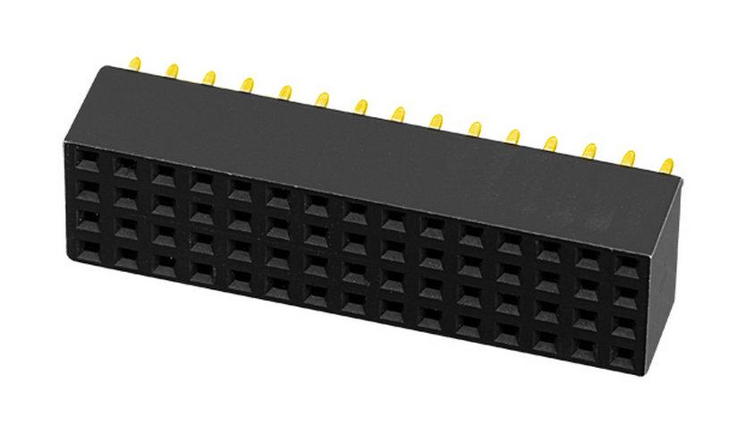 板对板 排母 PH2.0四排  Y型 直线型  连接器