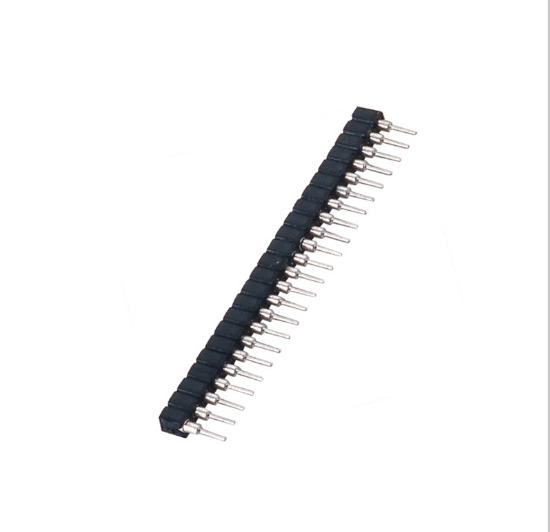 PH2.0mm Machined Female Header H=2.8 Single Row Straight Type