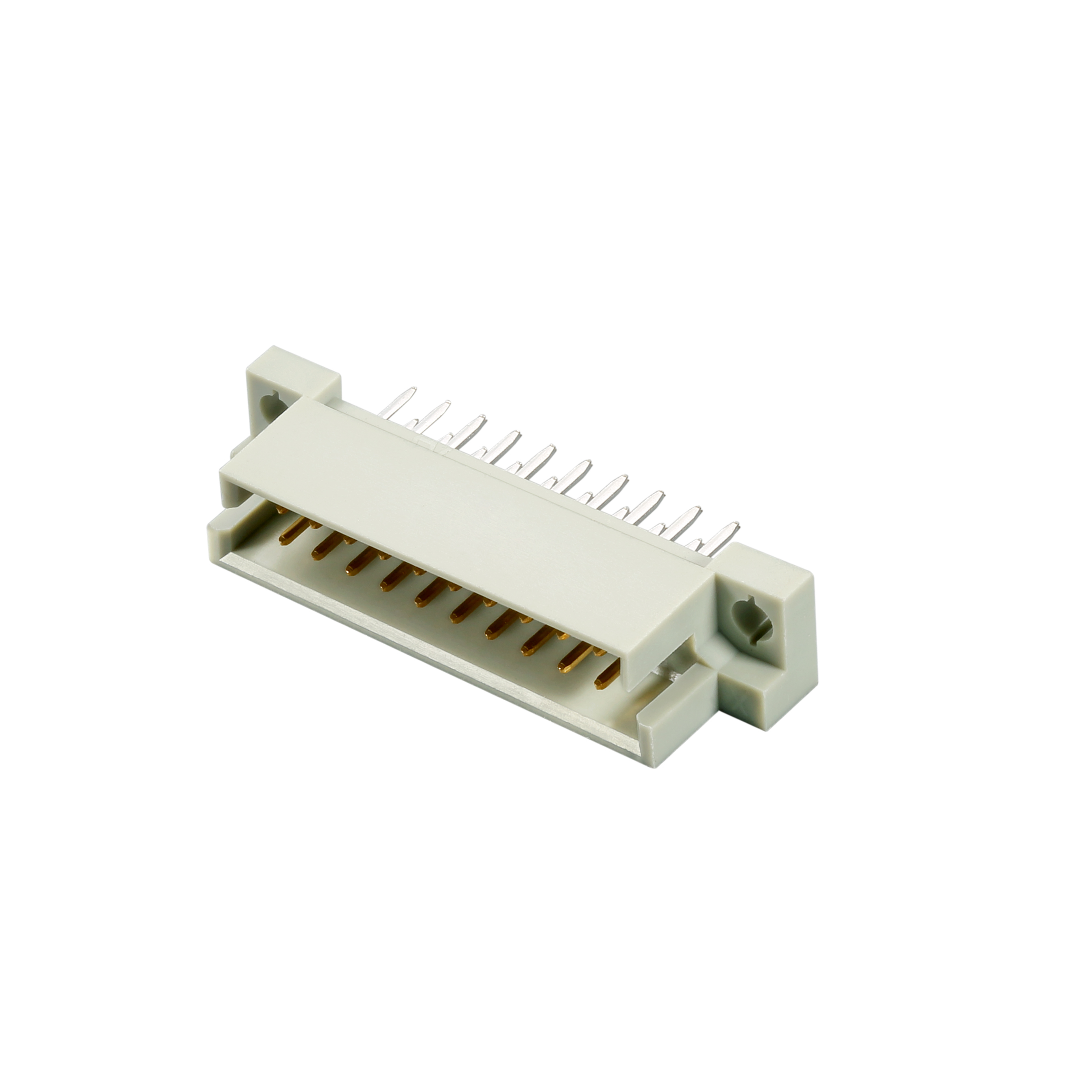 PH2.54mm DIN 41612 Male Dual-row Straight Type