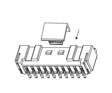 L2008立式贴片-XX-C1CA3-R-X 连接器