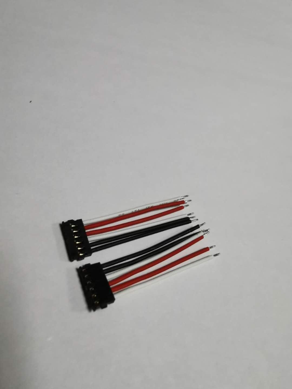 molex 781720004 6PIN 1.2mm端子线/电子线束