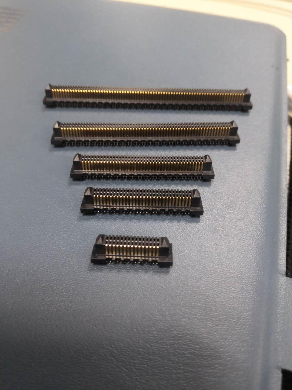 ERM8 高速板对板插头LBT080-XXXXS2GXXD